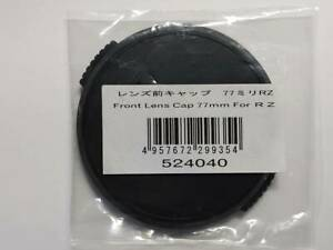 [Unused] Mamiya 77mm Front Lens Cap for RZ67 / RB67 Fron Japan