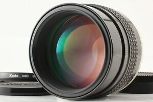 🔹NEAR MINT🔸 Nikon NIKKOR 105mm f1.8 Ai-S MF Telephoto Lens from Japan