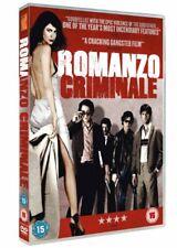 Romanzo Criminale [DVD] New Sealed UK Region 2 - Kim Rossi Stuart
