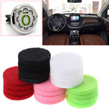 20pcs 22MM Essential Oil Pads Felt for Perfume Locket Aromatherapy Refill Pad