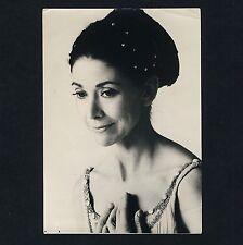 "Dancer MARGOT FONTEYN Film ""The Royal Ballet""  * Vintage Ad Photo 1966 Werbefoto"