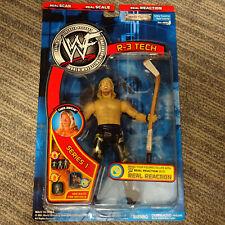 NEW 2001 JAKKS Pacific WWF WWE R-3 Tech Series 1 Chris Jericho Action Figure