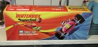 Matchbox Superfast Track 500 Booster Speed Circuit Very Rare Issue Unused