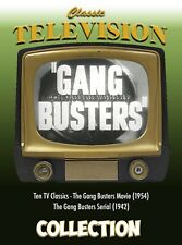 Gang Busters Collection - TV Classics, Movie and Serial