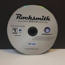 Rocksmith 2014 Edition (FOR Mac, 2013) DISC ONLY