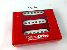 Genuine Fender Deluxe Drive Stratocaster/Strat Pickup Set 099-2222-000