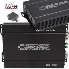 AUDIO SYSTEM CO-650.1 1-Kanal Verstärker digital Auto PKW Endstufe 650 Watt/RMS