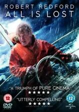 All Is Lost (DVD, 2014) Robert Redford