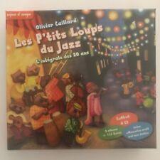 Olivier caillard les p'tits loups du jazz 6 cd neuf sous blister