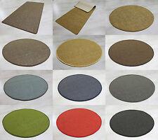 Sisal Teppich Malta Naturfaser,10 Farben verschiedene Größen u. Formen,gekettelt