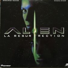 LASERDISC - ALIEN LA RESURECTION - VF PAL WS - THX