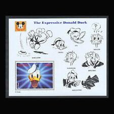 Guyana, Sc #2779, MNH, 1993, S/S, Disney, Expressive Donald Duck, FDDD-9