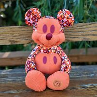 Mickey Mouse Memories Plush 2018 Disney Store July Limited Release Seventies 70s