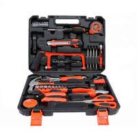 45-Piece Household Hand Tool Set Home DIY Auto Repair Kit Premium Quality  *!