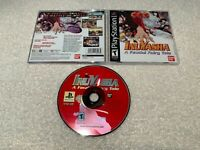 Inuyasha: A Feudal Fairy Tale (PlayStation 1, 2003) PS1 Black Label Complete Exc