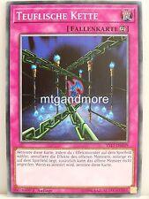 Yu-Gi-Oh - #039 Teuflische Kette - YS17 - Starter Deck Link Strike