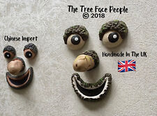 Outdoor garden decoration, Tree Face, Willy, funny faces, tree ornament gifts