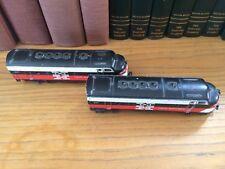 Marklin 3062 + 4062 US F7 Diesel Locomotive set NEW HAVEN  Used but NICE!