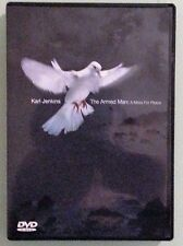 THE ARMED MAN : A MASS FOR PEACE composed by karl jenkins  DVD includes insert