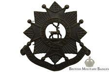 The Bedfordshire & Hertfordshire Regiment OFFICERS Bronze Collar Badge Officer's
