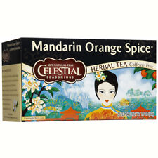 Celestial Seasonings - Tisane Mandarin Orange Spice - 6 x 20 Thé Sacs