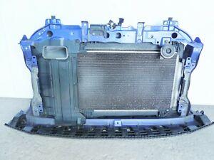 Kühlerpaket Wasserkühler Schlossträger Kondensator Lüfter Toyota Verso S (103)