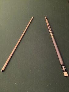 Vintage 2 Piece Helmstetter Billard Pool Cue Stick