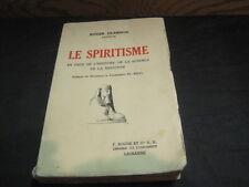 Roger GLARDON: le spiritisme en face de l'histoire de la science de la religion