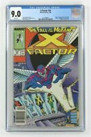 X-Factor #24 CGC Grade 9.0 Origin & 1st appearance of Archangel Marvel Comics