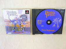 PANDORA PROJECT PS1 Playstation PS Import Japan Video Game p1