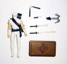 GI JOE STORM SHADOW Action Figure Hall of Heroes ROC COMPLETE 3 3/4 C9+ v31 2009