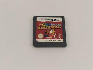 MARIO SLAM BASKETBALL  NINTENDO DS N3DS 3DS