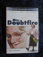 Mrs. Doubtfire (DVD, 2009, 2-Disc Set, Behind the Seams Edition) Like New
