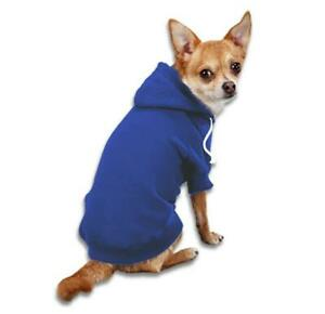 Blank Dog Sweater Dog Hoodie Dog Sweatshirt Plain Warm Pet Clothing for Printing