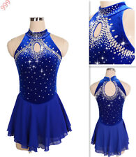 2018 New Style Ice Figure skating dress Ice skating dress for competition p378