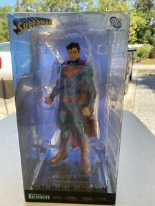 DC Comics Justice League Superman ARTFX Statue Kotobukiya 2012 NEW