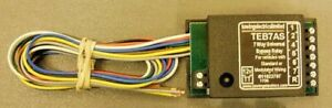 Smart universal fitting 7 way bypass relay TEB7AS Towbar Towing canbus wiring