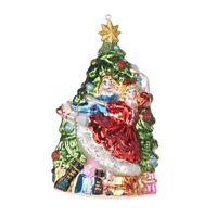 "Raz Imports Nutcracker Traditions 6.5"" Nutcracker Ballet Tree Ornament"