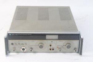 HP / Agilent / Keysight 83001A 4 GHz Portable Microwave Repeater
