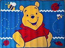 ~ Winnie the Pooh - LARGE DISNEY BED BEDROOM NURSERY FLOOR RUG MAT