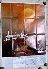 Apocalypse Now 1979 Original French Movie Poster Grande 1 Panel 47x63 Mint