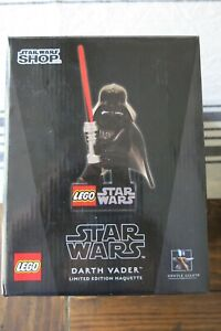 STAR WARS LEGO DARTH VADER MAQUETTE GENTLE GIANT 2007 IN BOX VERY RARE #166/1000