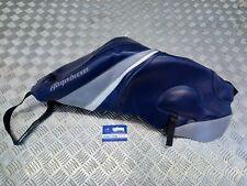 Suzuki GSX1300R Hayabusa // Bagster Leather Tank Cover Blue