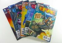 DC O.M.A.C. Vol. 3 (2011) #2 4 5 6 7 8 LOT New 52 VF/NM (9.0) Ships FREE!