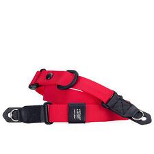 Artisan & Artist Easy Slider Premium Camera Strap ACAM E25R - Red. Sling Strap