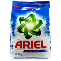 Ariel Original Detergent Powder Washing Laundry MADE IN MEXICO 11 Lbs / 5 Kg
