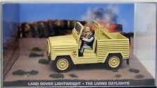 James Bond 007-Land Rover Lightweight-The Living Daylights