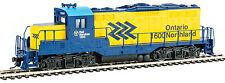 Spur H0 - Diesellok GP9M Ontario Northland -- 456 NEU