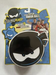 Ninja Kidz Mystery Splat Squishie Ball YouTube Stars Blind Bag Squish Ball New
