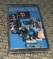 GRAHAM PARKER Human Soul 98764R Cassette Tape SEALED brand new ROCK ALBUM VTG